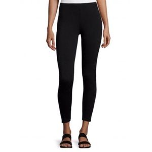 Eileen Fisher Black Thick Ankle Legging/Pants